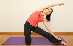 身体が固くても大丈夫まずはゆっくり呼吸から